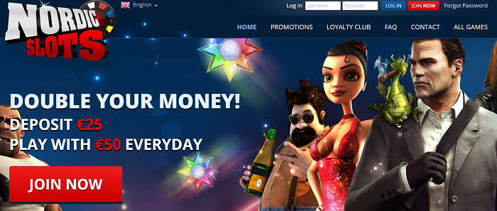 nordicslots casino review