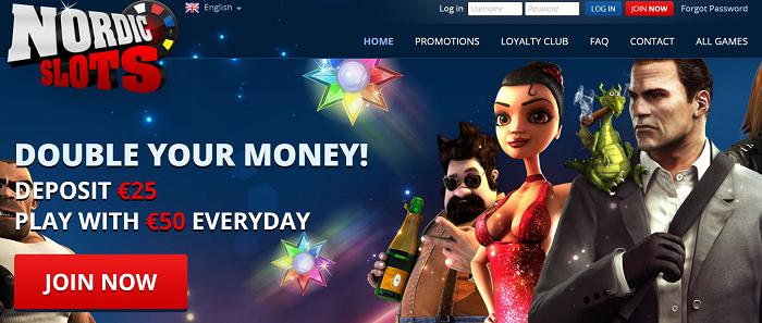 nordicslots casino review